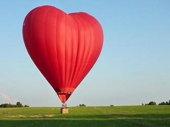 душевный полет на воздушном шаре