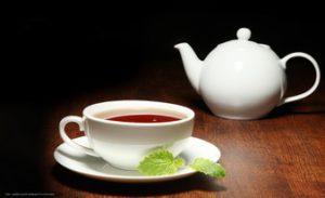 интересный чайник чая