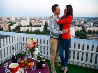 безупречное свидание на крыше