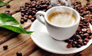 насыщенный ароматный кофе
