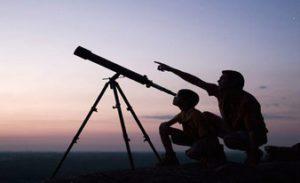 безупречный телескоп