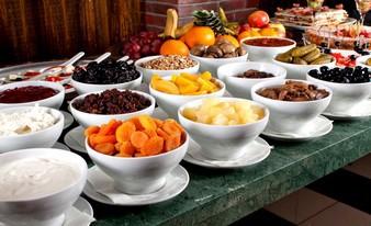 питательный завтрак «Шведский стол»