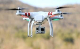 изысканная видеосъемка с воздуха (квадрокоптер)