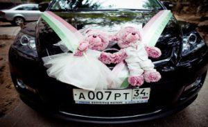 безупречное украшение автомобиля